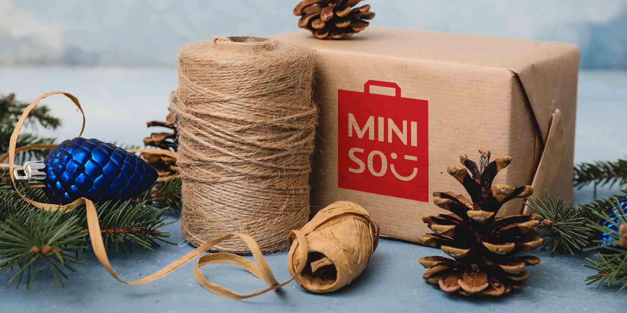 Regala una tarjeta de regalo Miniso… (¡sí, por fin ya llegó!)