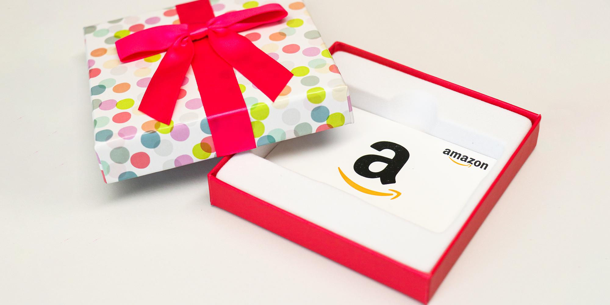 Tarjeta de regalo Amazon: lo más deseado